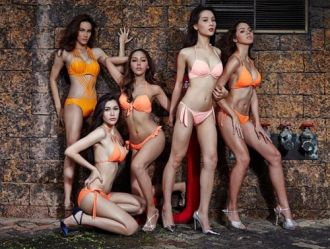 Ngỡ ngàng với nhan sắc của thí sinh HH Hoàn vũ Chuyển giới Thái Lan