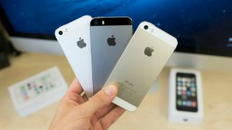 Nhiều nơi xả hàng iPhone 5s giá rẻ