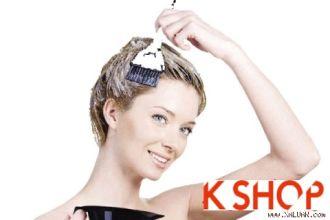 Những bí quyết giúp mái tóc nhuộm đẹp lên màu nhanh cho cô nàng
