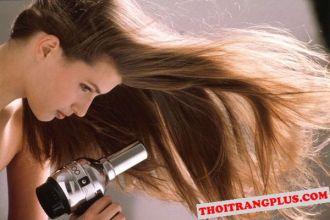 Những Bước làm tóc uốn chỉ với 5 phút dễ làm tại nhà