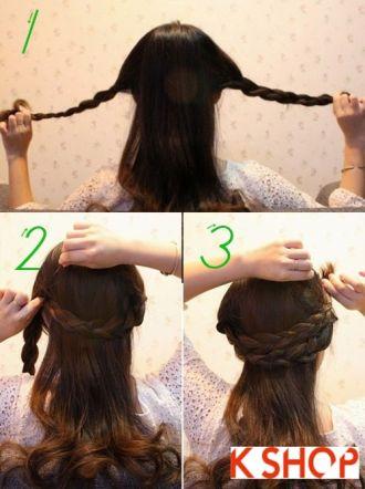 Những cách tết tóc đẹp đơn giản dễ làm cho cô nàng dạo phố