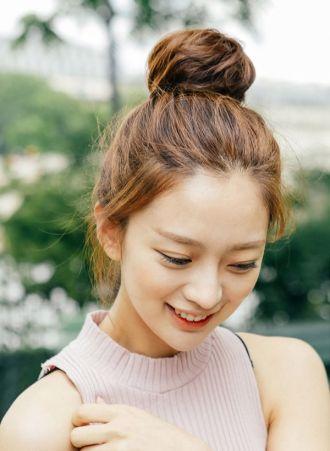Những kiểu tóc cực xinh xì tin trẻ trung năng động dạo phố thanh lịch