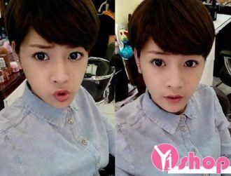 Những kiểu tóc đẹp gây ấn tượng đến người hâm mộ của Hot Girl Chi Pu