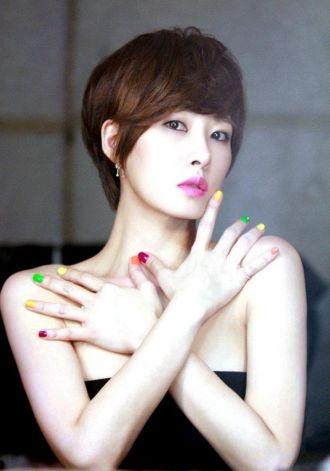 Những kiểu tóc đẹp nhất của các diễn viên Hàn Quốc yêu thích