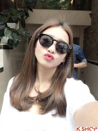 Những Kiểu tóc đẹp sành điệu cá tính nổi bật của hot girl Việt