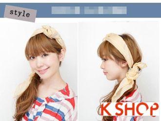 Những kiểu tóc Hàn Quốc cho bạn gái dễ thương quyến rũ đầy lôi cuốn mạnh mẽ