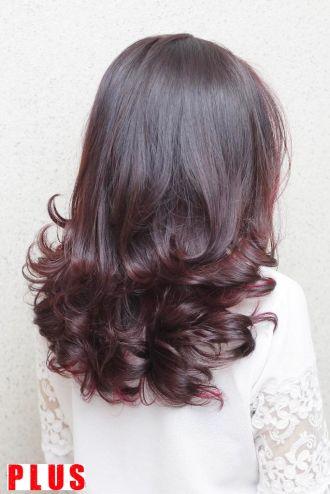 Những kiểu tóc ngắn lỡ uốn xoăn đuôi trẻ trung cá tính