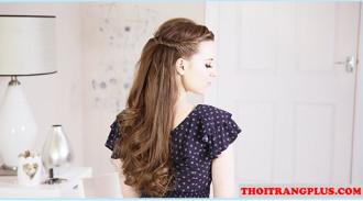 Những kiểu tóc vintage cho nàng ngọt ngào duyên dáng mạnh mẽ