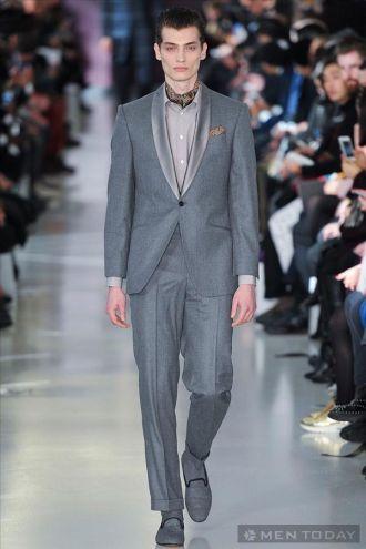 Những mẫu thời trang nam thu đông từ Richard James | LCM cá tinh