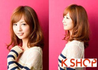 Những Mẫu tóc Hàn Quốc đẹp 2016 cô nàng không thể bỏ qua
