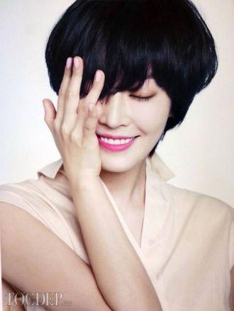 Những màu tóc nhuộm đẹp của sao Hàn Quốc