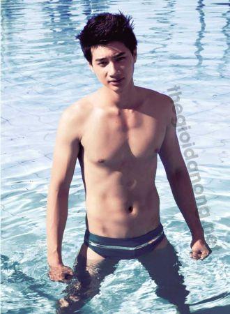 Quần bơi nam quyến rũ cho chàng khoe body chuẩn