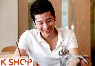 Tóc nam Hàn Quốc vuốt dựng kiểu chào mào đẹp sao Kpop Hàn Quốc mạnh mẽ