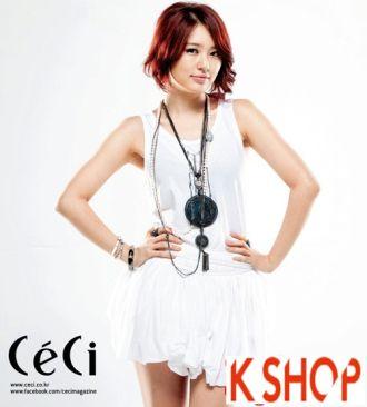 Tóc ngắn hàn quốc của Yoon Eun Hye xinh xắn trẻ trung tự tin