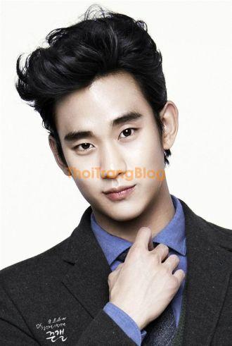 Tóc xoăn nam đẹp phong cách Hàn Quốc phù hợp khuôn mặt dài manh mẽ