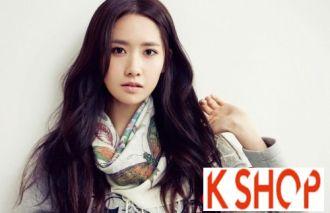 Tóc xoăn uốn đuôi gợn sóng Hàn Quốc đẹp cá tính