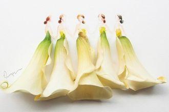 BST những bộ váy hoa khiến người xem không thể rời mắt 1 giây
