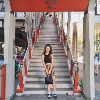 Học theo 'bí kíp' ăn gian chiều cao của Quỳnh Anh Shyn, Min