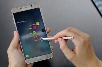 Tính năng tương tự BlackBerry Hub của Galaxy Note 6