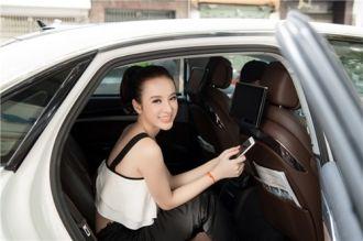 Angela Phương Trinh với thời trang show diễn Xuân-Hè