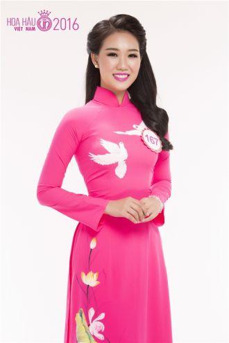 Cận cảnh nhan sắc thí sinh miền Nam Hoa hậu Việt Nam