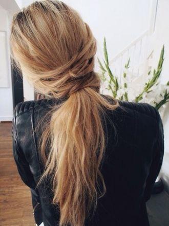 Độc đáo 1001 biến tấu cực xinh xắn của tóc đuôi ngựa