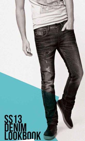 Ngắm BST quần jeans từ Buffalo by David Bitton