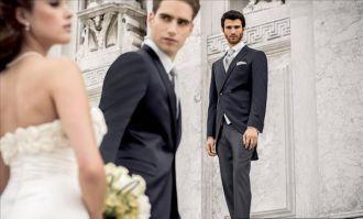 Sang trọng ngày cưới với suit Tuxedo và Pal Zileri cho chú rể