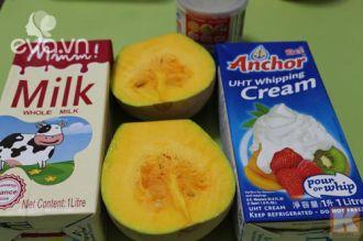 Sữa bí đỏ dễ làm mà đầy bổ dưỡng cho gia đình