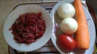 Thịt bò nướng rau củ ăn kèm với nước chấm chua ngọt siêu ngon