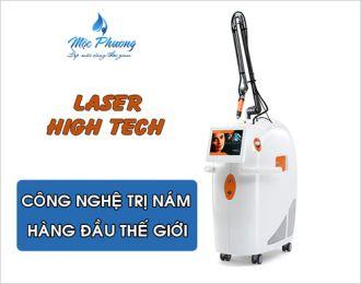 Mẹo trị nám hiệu quả bằng công nghệ Laser High Tech.