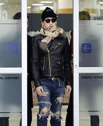 Những kiểu áo mỹ nam Hàn yêu chuộng cho đông này !