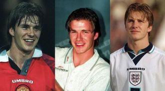 Thời trang trong suốt sự nghiệp của David Beckham