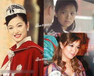Hoa hậu đẹp nhất Hồng Kông cô đơn