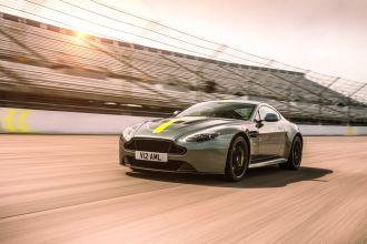 Aston Martin V12 Vantage - phiên bản mạnh nhất
