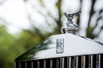 Rolls-Royce Phantom III chiếc xe đi liền với lịch sử