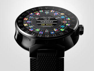 Louis Vuitton ra mắt đồng hồ thông minh có giá gấp