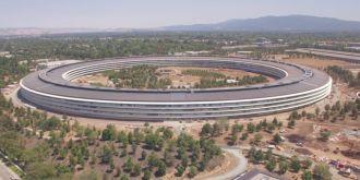 Tân trụ sở của Apple hoành tráng một cách không tưởng