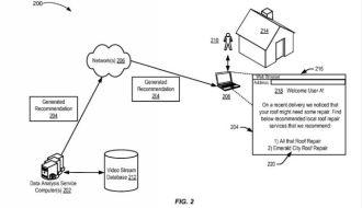 Amazon mới được cấp bằng sáng chế dùng máy bay không người lái để giao hàng