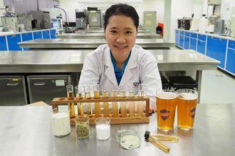 Chế tạo bia chứa lợi khuẩn tốt cho đường ruột