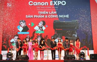 Canon triển lãm những công nghệ đột phá tại Canon EXPO, TPHCM