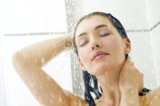 Những sai lầm khi tắm vào mùa đông