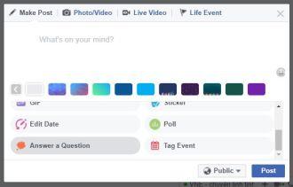 Facebook cập nhật tính năng giúp bạn 'khoe hàng' bản thân