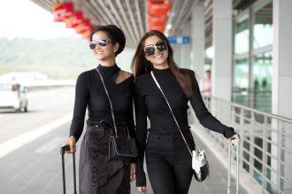 Hoa hậu H'Hen Niê mất điểm ngay từ street style đầu tiên