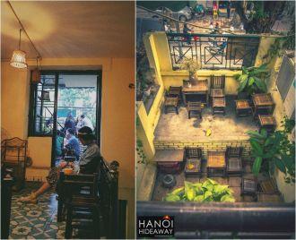 10 quán cà phê vintage ở Hà Nội hấp dẫn các bạn