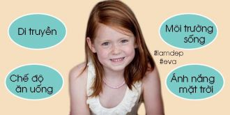 4 cách trị tàn nhang cho trẻ em