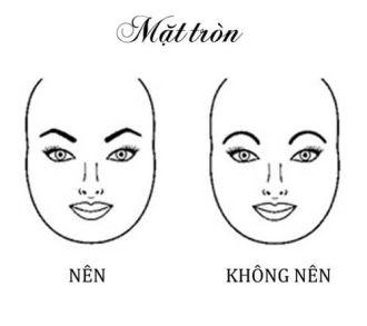 Cách chọn dáng lông mày vừa đẹp vừa duyên cho từng gương mặt