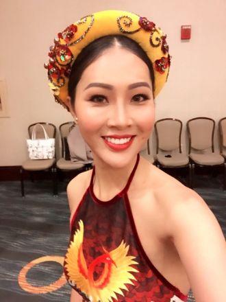 Diệu Ngọc nhận được tín hiệu đáng mừng từ Hoa hậu Thế giới