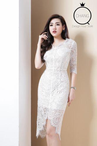 Dương Tú Anh đẹp nuột nà trong trang phục công sở đẳng cấp