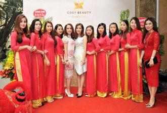 Khai trương viện thẩm mỹ Cosy Beauty cơ sở mới tại Hà Nội
